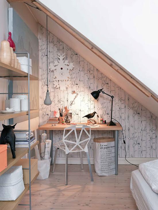 Tr s apartament in norway estilo n rdico con toques de - Coin casa shop on line ...