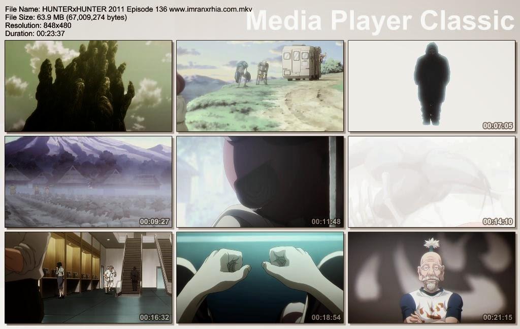 """Download Film / Anime Hunter x Hunter 2011 Episode 136 """"Pertemuan Kembali dan Nama Sebenarnya"""" Bahasa Indonesia"""