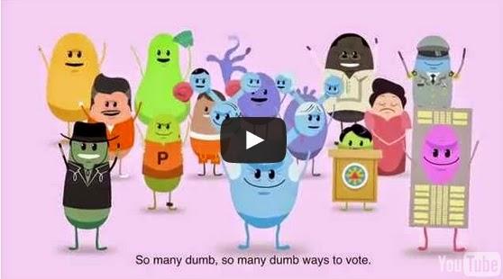 Dumb Ways To Vote (Dumb Ways To Die Parody) Video