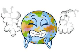 الارض ستنفجر