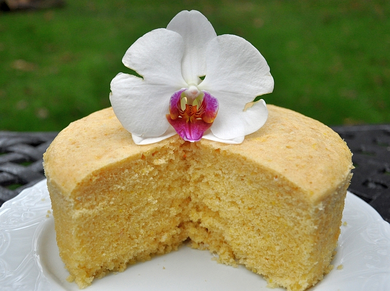 authentic chinese sponge cake