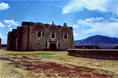 Hacienda San Nicolás el Grande