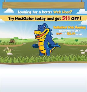 hostgator ohsnappy 51% off
