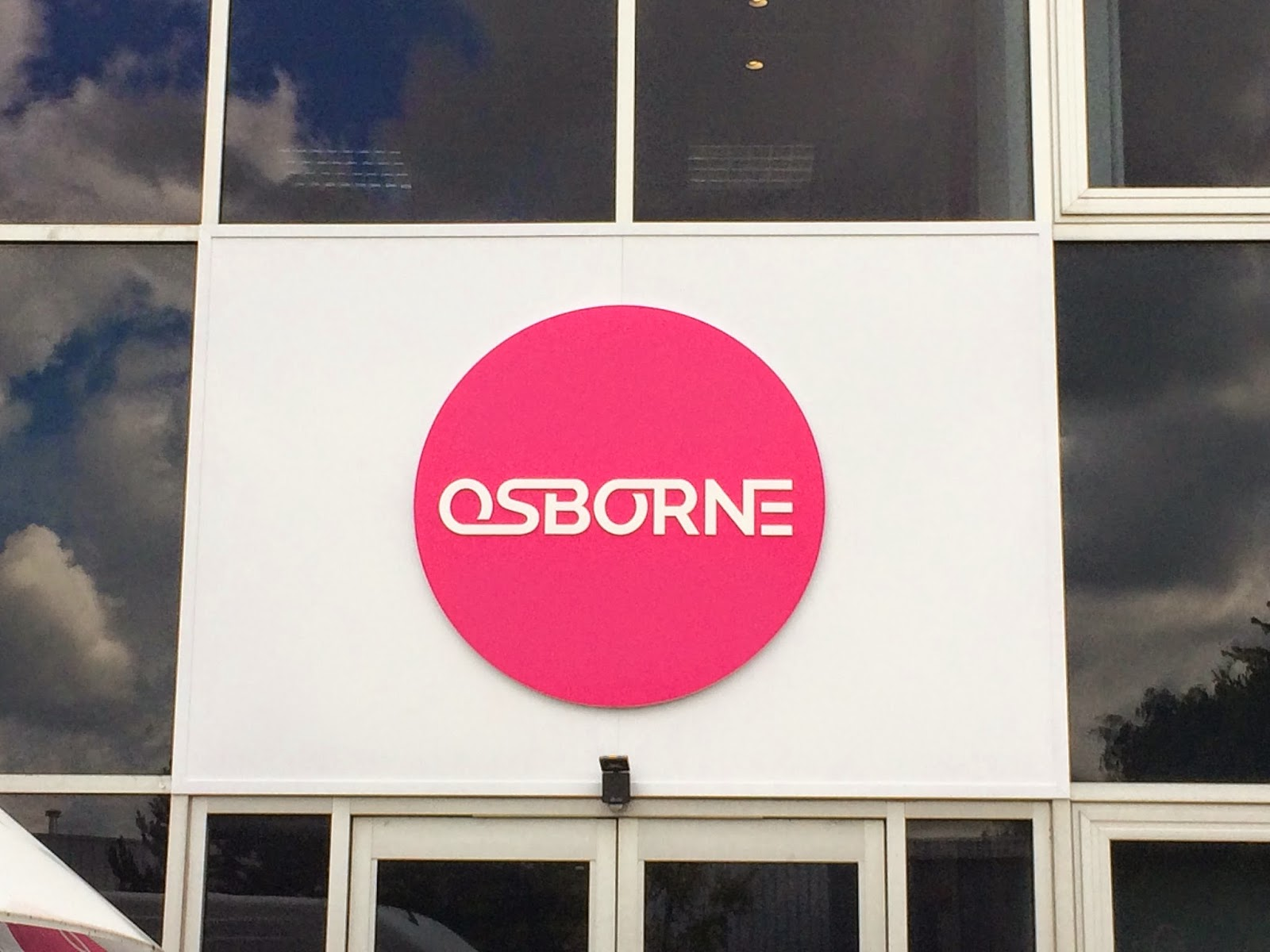 Osborne sign - Signcraft