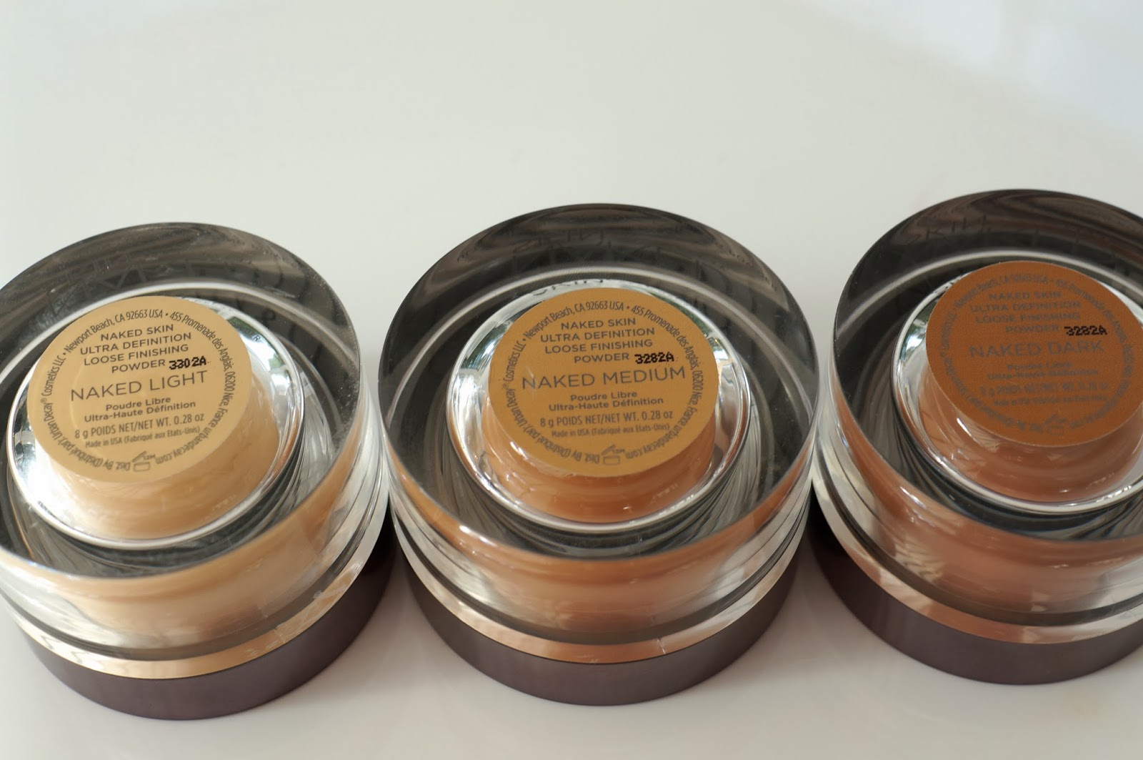Naked Ultra Definition Loose Finishing Powder