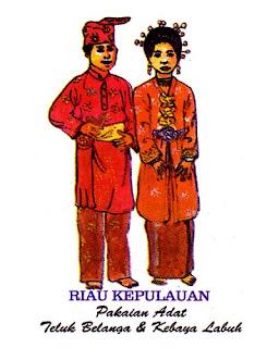 Pakaian Adat Kepulauan Riau