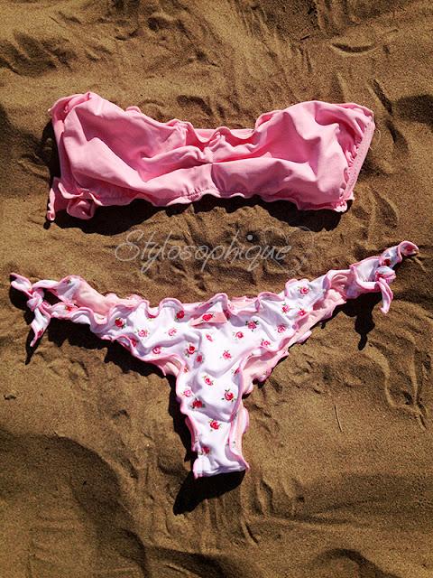 STO IN FISSA || La mia collezione di bikini Tezuk ...