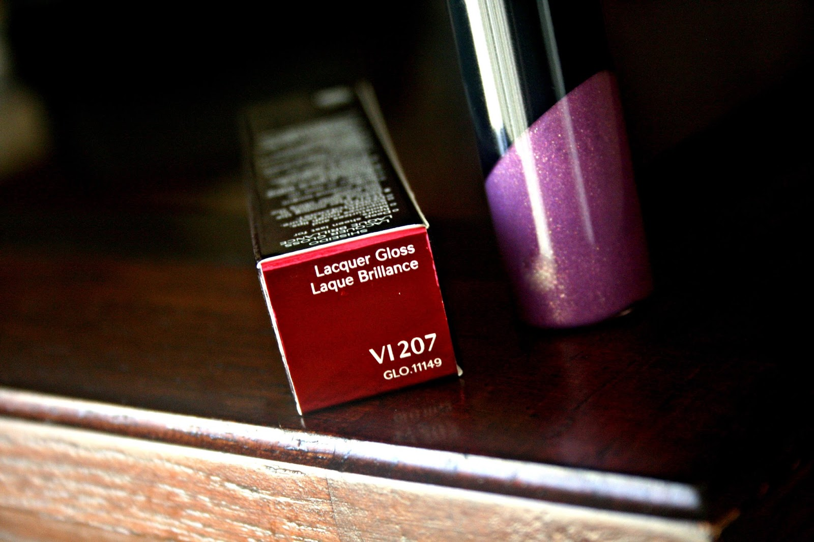 Shiseido Lacquer Gloss in VI207 Nebula Shiseido Spring 2014 Review, Photos & Swatches
