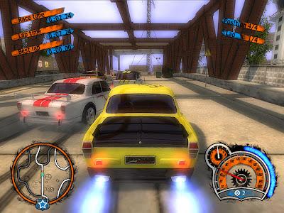 لعبة سباق السيارات Racing Show