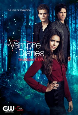 The Vampire Diaries Season 5 2013 poster
