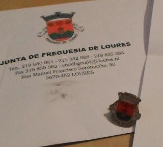 Amostra Junta Freguesia de Loures - Pin Loures2