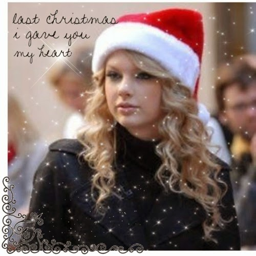 The Diary Of Me Taylor Swift Last Christmas Lyrics