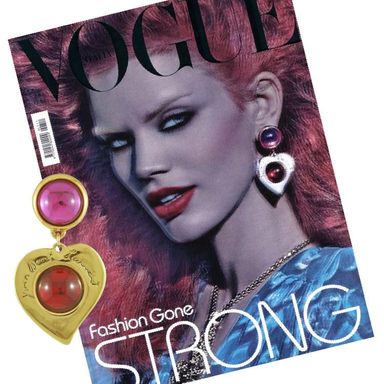 Sophie\u0026#39;s Closet Blog: Vintage YSL: True Timeless Treasures