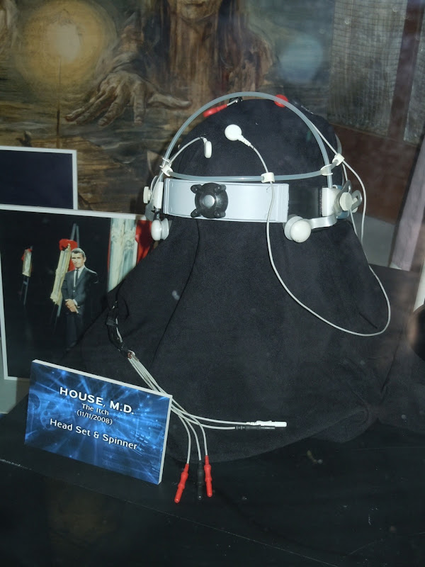 House MD headset prop
