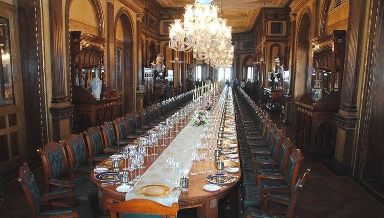 Art And Architecture Mainly Falaknuma Palace Hyderabad