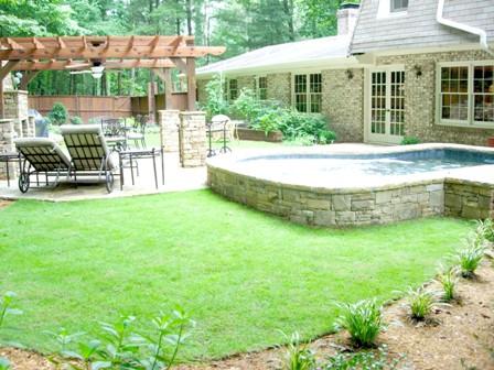 landscape design and ideas for the backyardlandscape design