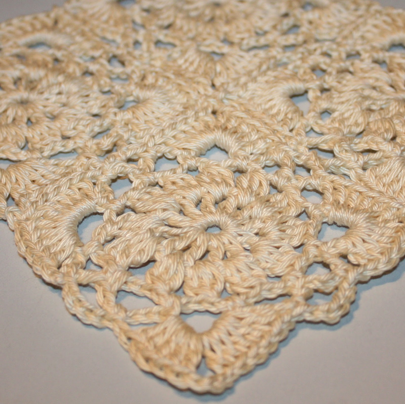 Beyond the Square Crochet Motif #118
