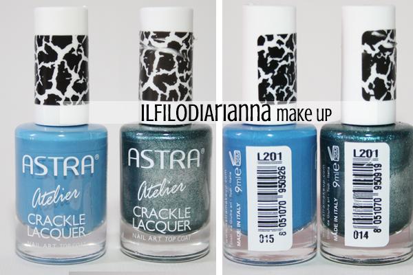 Astra atelier crackle lacquer. huong dan crack avg 2014. amazing slider ful