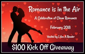 Romance is in the Air / Kickoff Giveaway
