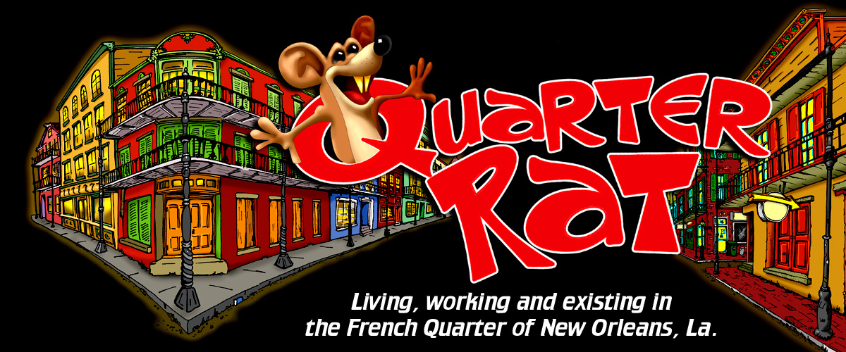 Life as a Quarter Rat