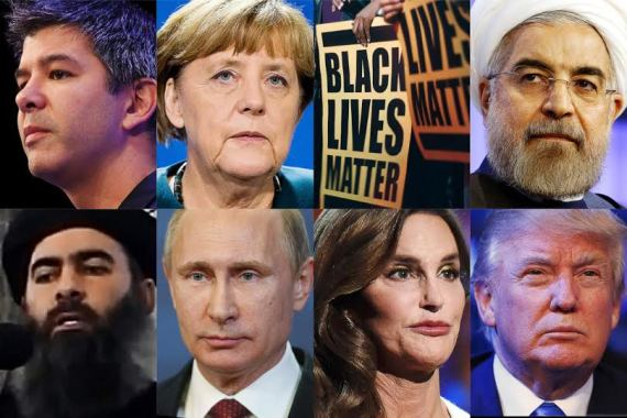News: Caitlyn Jenner, ISIS leader, German Chancellor, 5 others make TIME mag