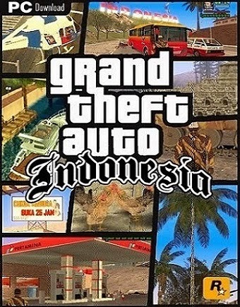 Download Game GTA Extreme Indonesia v5.7 Terbaru
