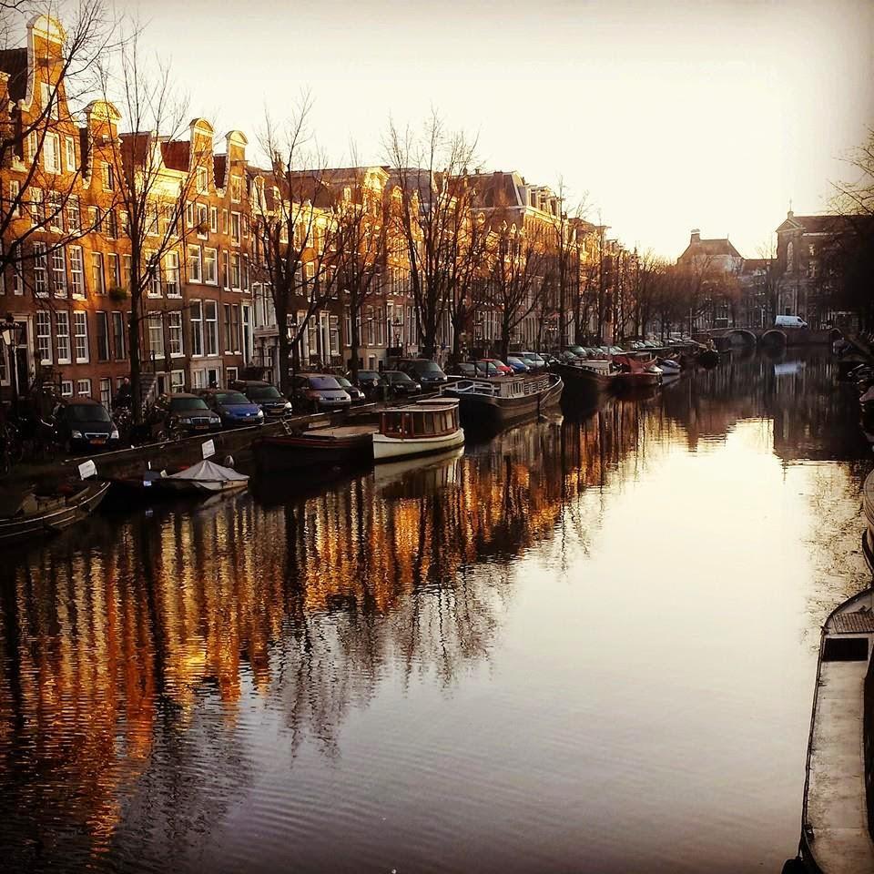 Un dolce profumo amsterdam la mia vacanza nel paese dei for Amsterdam vacanza