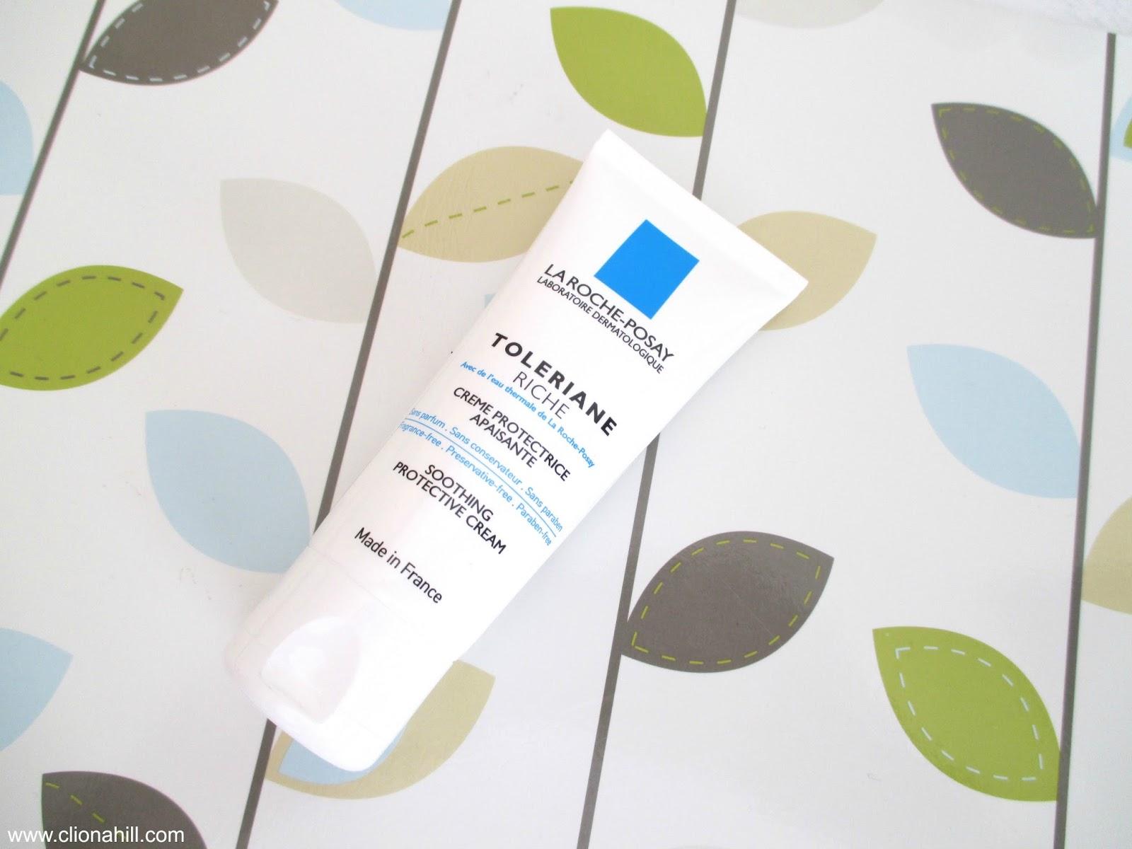 La Roche Posay Toleriane riche moisturiser