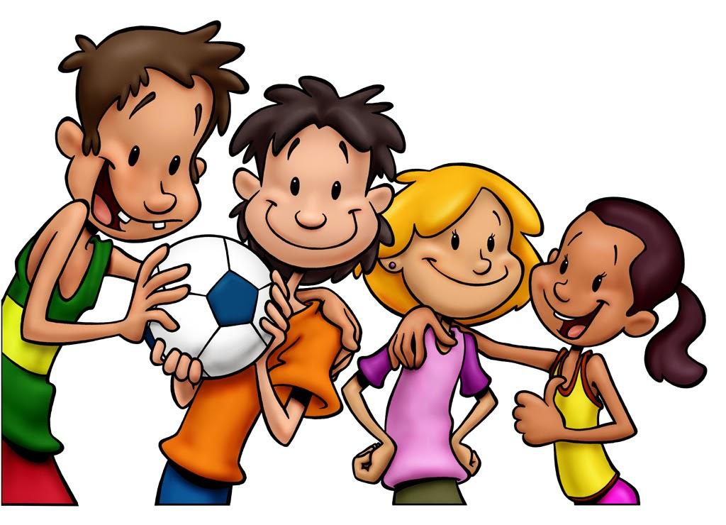 Resultado de imagen de deporte niños y valores