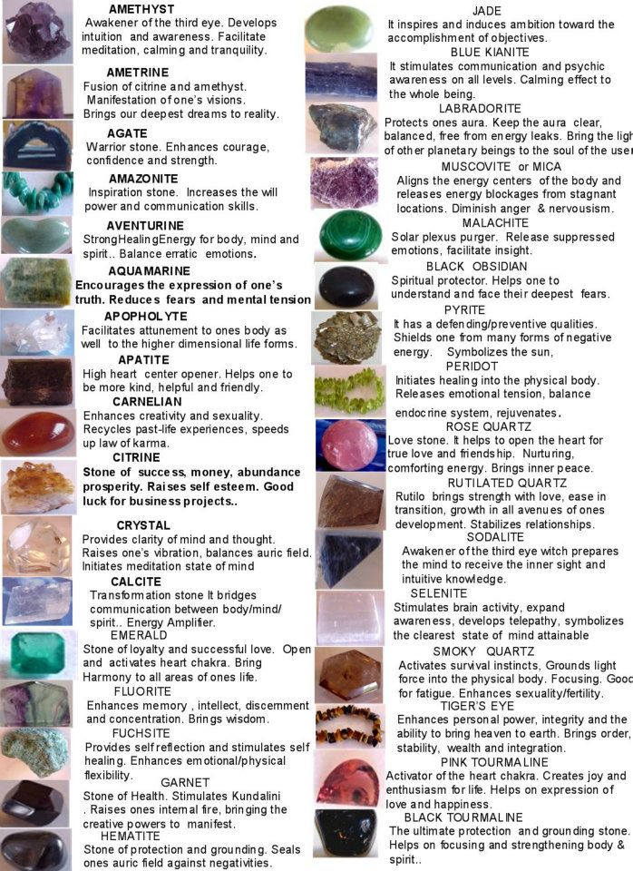 Crystals And Gemstones Do Gemstones Really Have Meaning