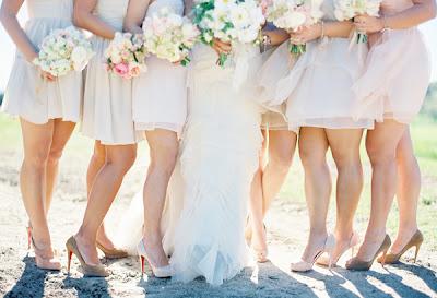 vera-wang-sarah-seven-louboutins-bridesmaids-blush-pink