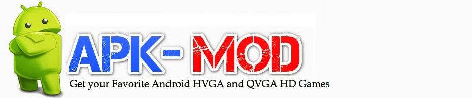APK MOD - MOD APK HVGA QVGA HD Games