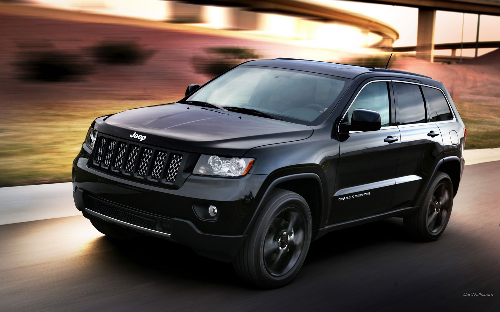 Cars Journal New Jeep Grand Cherokee Concept