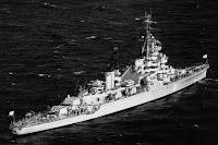 Sverdlov Class Cruiser