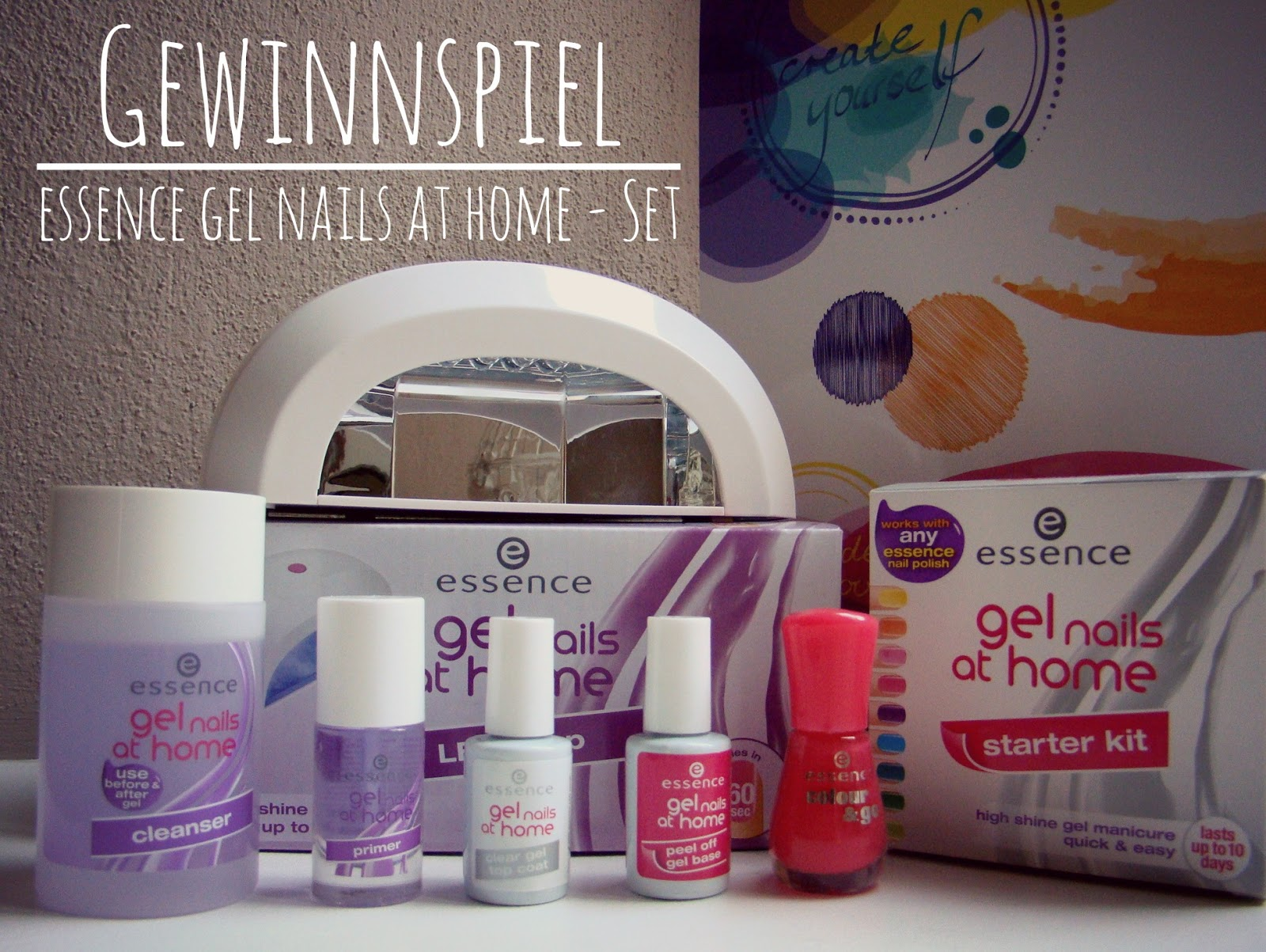 essence gel nails at home 1 erfahrungen gewinnspiel. Black Bedroom Furniture Sets. Home Design Ideas