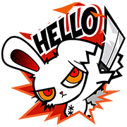 Bloody Bunny: Don't Be My Enemy!