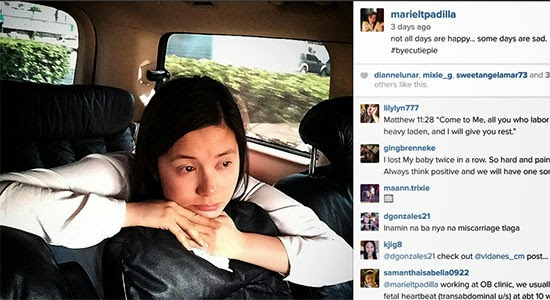 Mariel Rodriguez suffers miscarriage