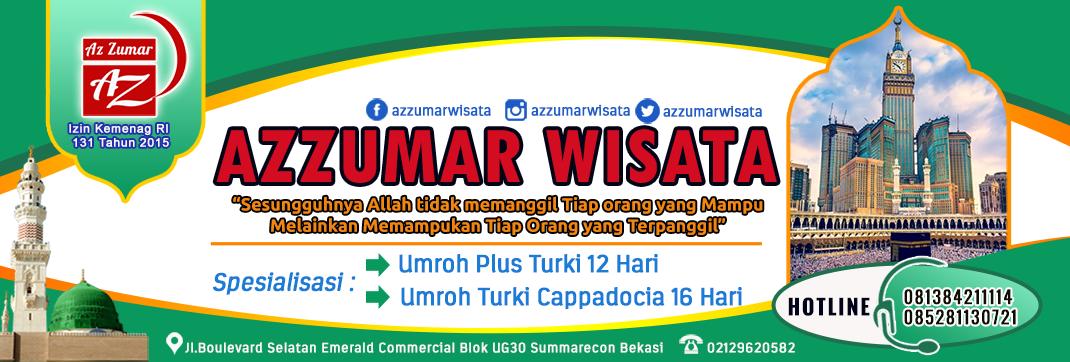 Paket Umroh Plus Turki Promo Terpercaya | Azzumar Wisata