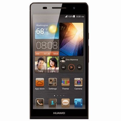 Ebay : Buy Huawei Ascend P6 with 8 MP Primary Camera at Rs.11829