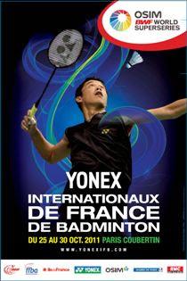 Lee Chong wei Juara terbuka Perancis