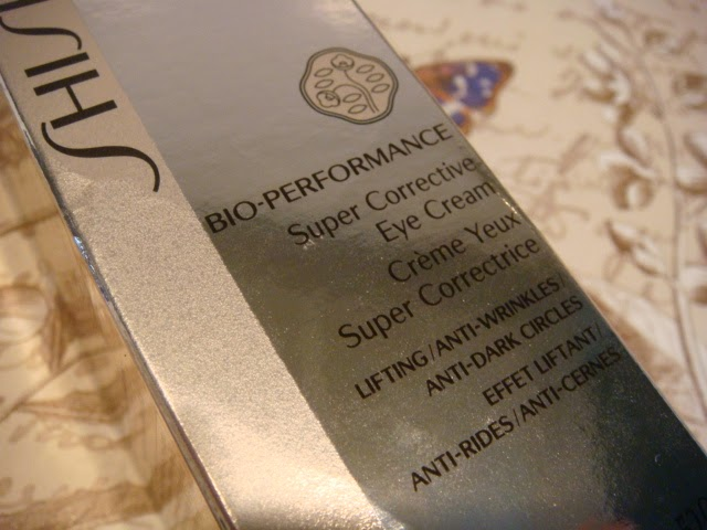 Bio-Performance Super Corrective Eye Cream Shiseido