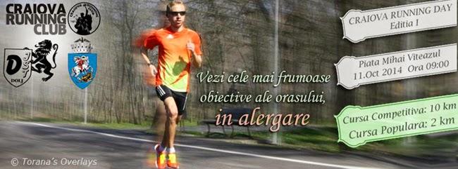 Craiova Running Day, editia I