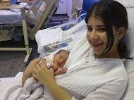 Nasceu Bernardo, dia 31/08/2011