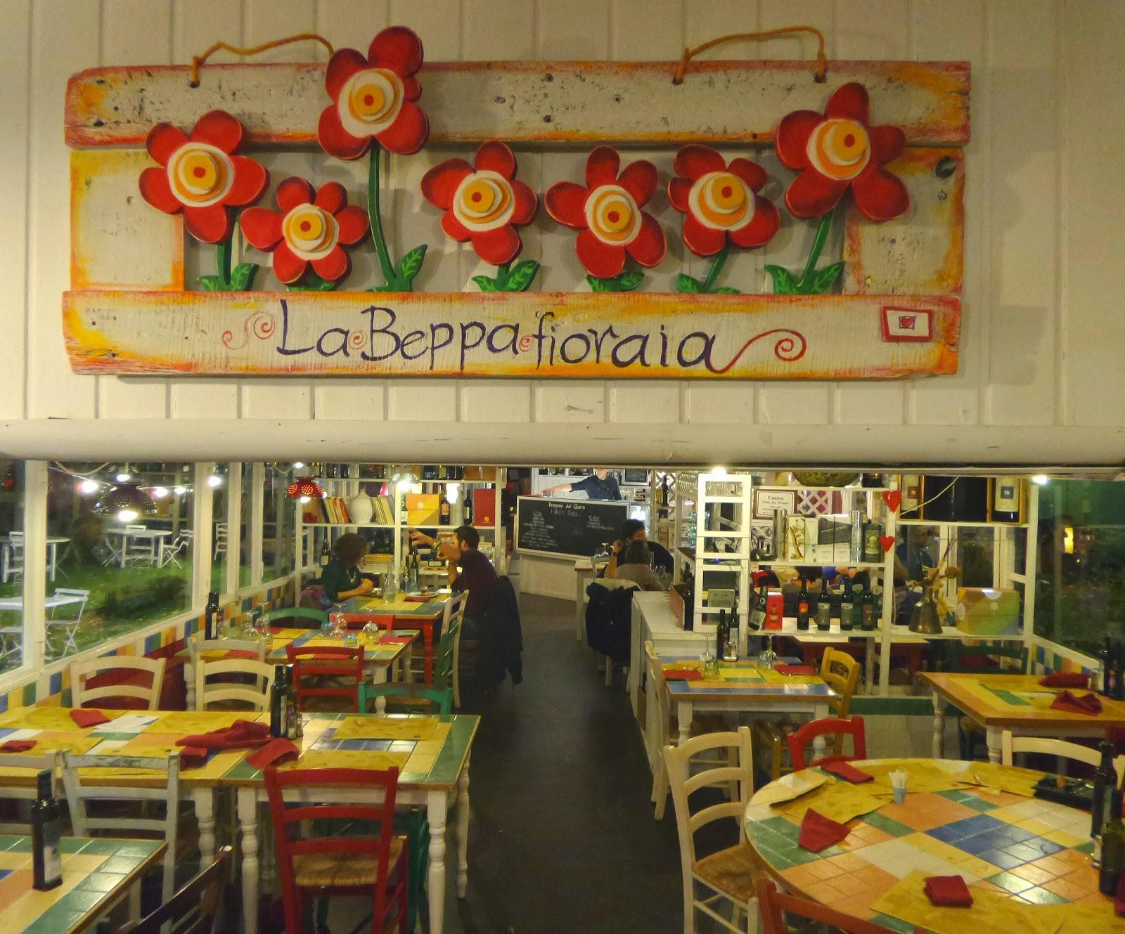 La Beppa Fioraia - Firenze