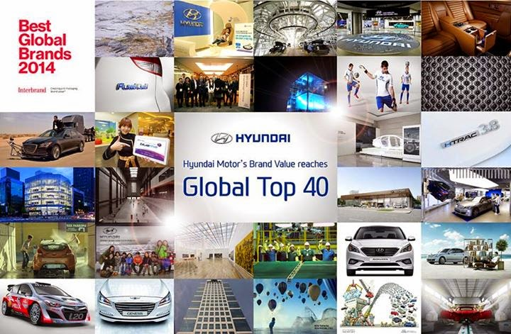 HYUNDAI TOP GLOBAL 2014