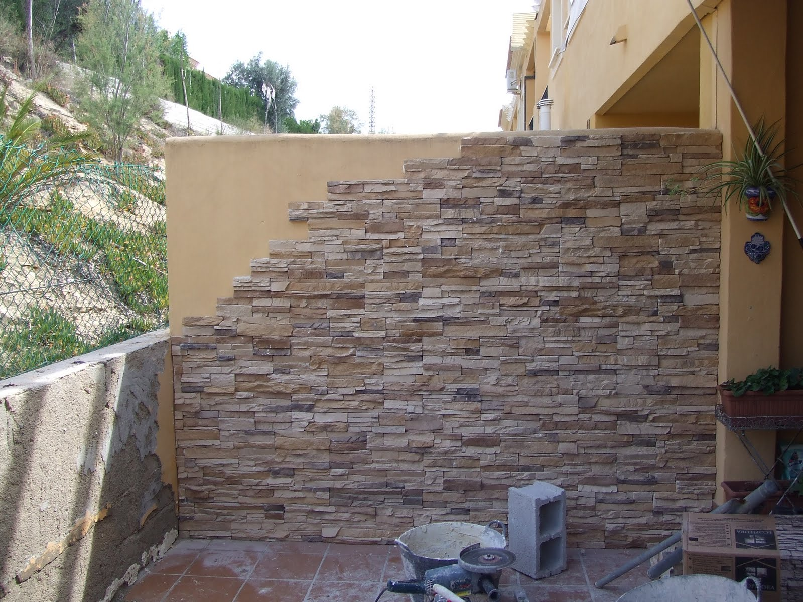 Edifica tus ideas piedra natural - Piedra natural para paredes ...