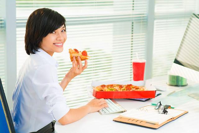 Asupan gizi dan nutrisi yang tepat orang kantoran
