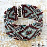 купить этно-украшения из бисера украина бисероплетение ткачество
