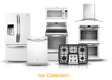 Living Livelier Trending Appliances White Ice