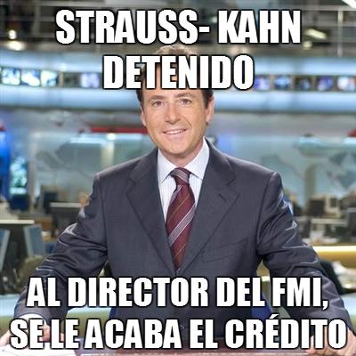 Memes de humor: Matías Prats